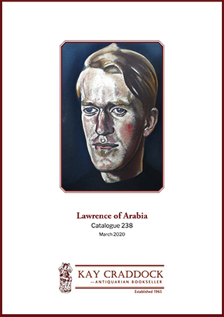 Catalogue 238: T. E. Lawrence