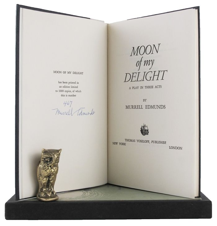 MOON OF MY DELIGHT. Murrell Edmunds.