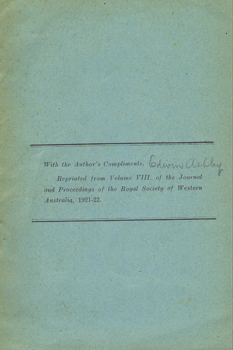 NOTES ON THE AUSTRALIAN REPRESENTATIVES OF THE GENUS ACANTHOPLEURA, GUILDING, Edwin Ashby.