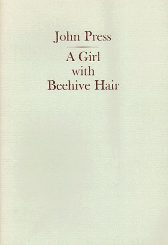 A GIRL WITH BEEHIVE HAIR. John Press.