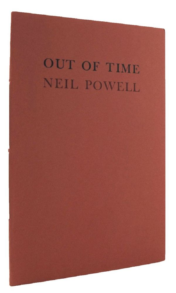 OUT OF TIME. Neil Powell.