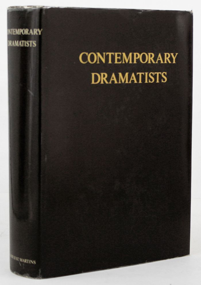 CONTEMPORARY DRAMATISTS. James Vinson.