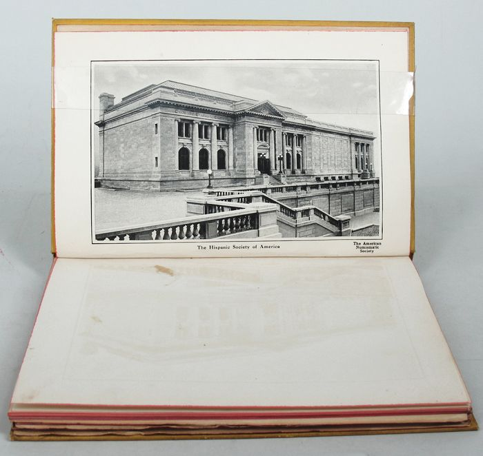 GENERAL INFORMATION, CATALOGUE OF PUBLICATIONS. The Hispanic Society of America.