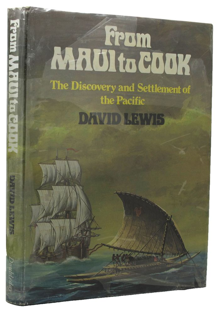 FROM MAUI TO COOK. David Lewis.
