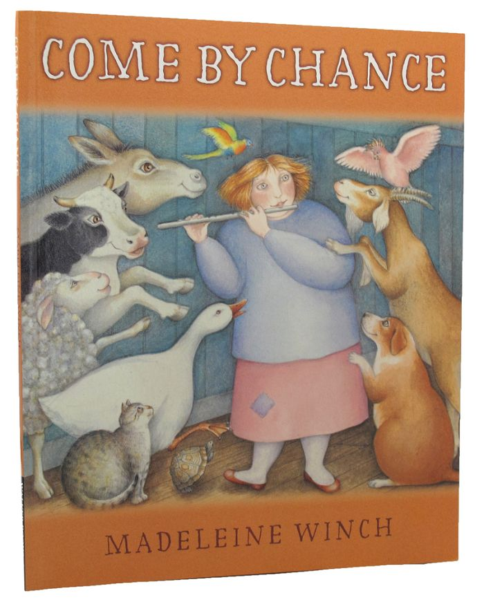 COME BY CHANCE. Madeleine Winch.