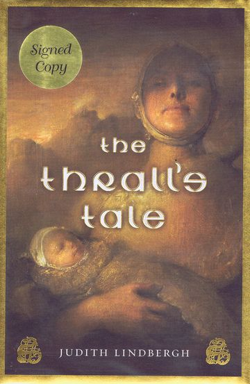 THE THRALL'S TALE. Judith Lindbergh.