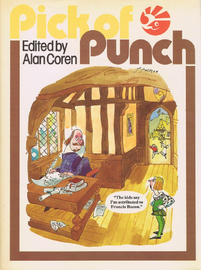 PICK OF PUNCH [1979]. Punch.