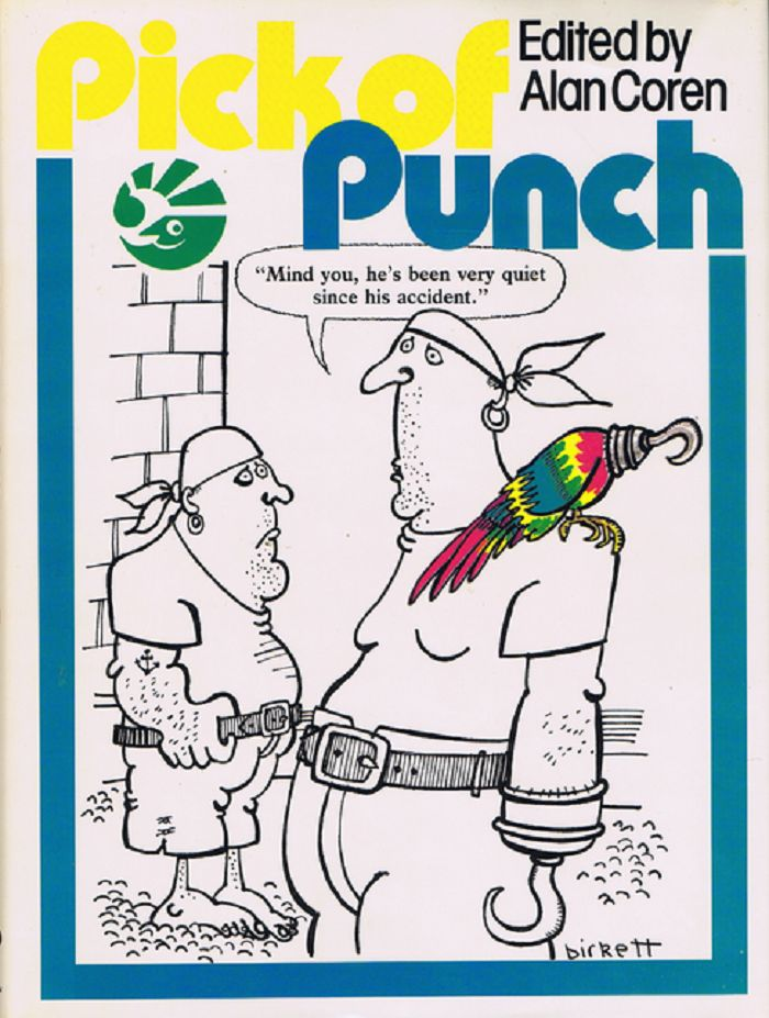 PICK OF PUNCH [1982]. Punch, Alan Coren.