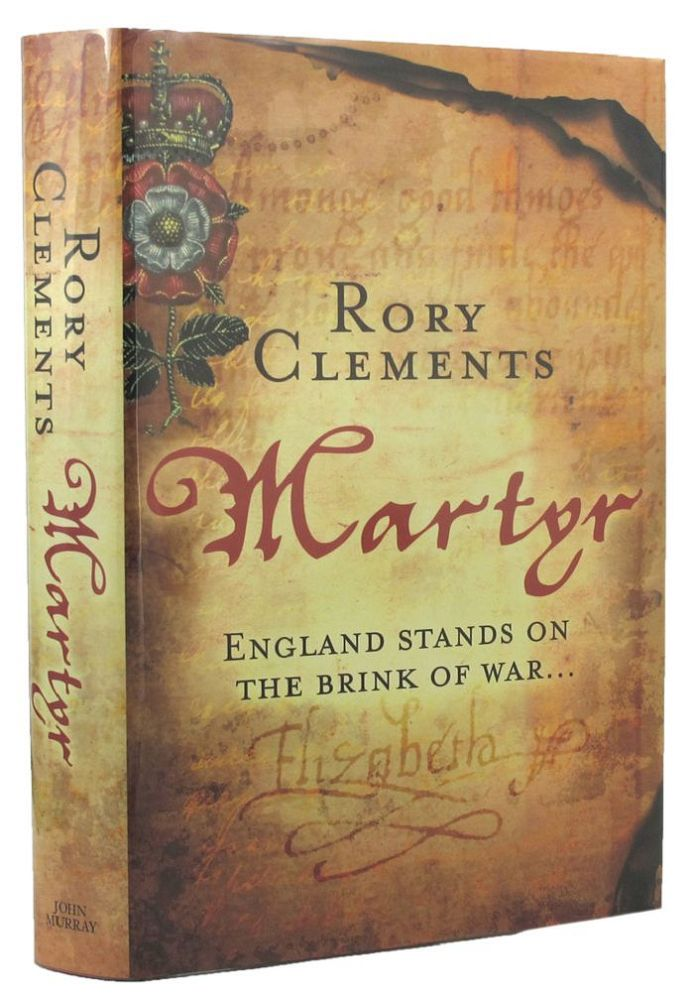 MARTYR. Rory Clements.