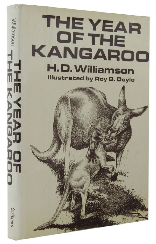 THE YEAR OF THE KANGAROO. H. D. Williamson.