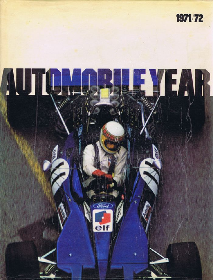 AUTOMOBILE YEAR 19: 1971/1972. Douglas Armstrong.
