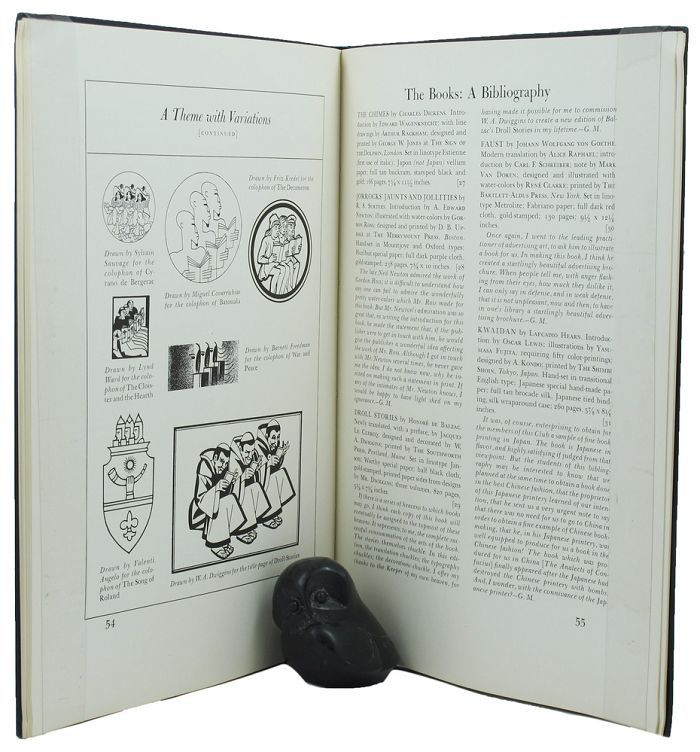 TEN YEARS AND WILLIAM SHAKESPEARE. Limited Editions Club.