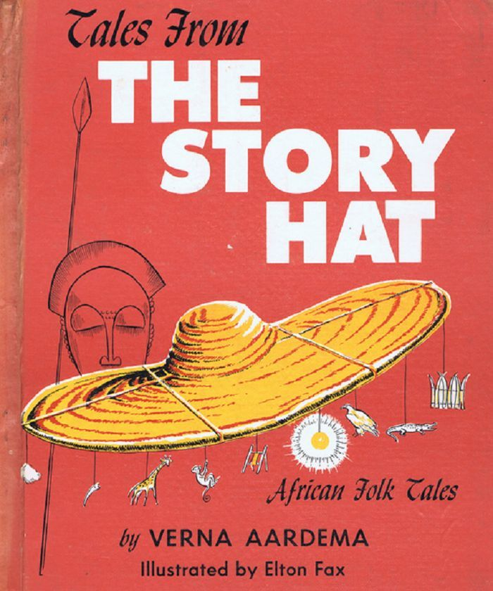 TALES FROM THE STORY HAT. Verna Aardema.