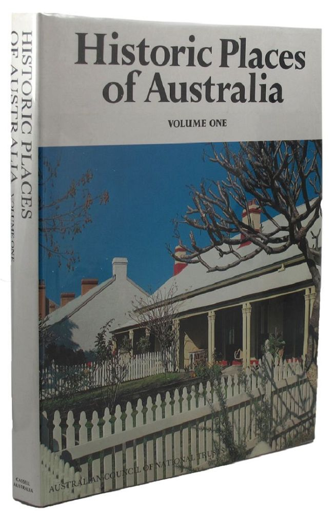 HISTORIC PLACES OF AUSTRALIA. Australian Council of National Trusts.