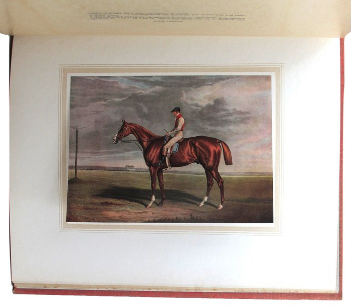 OLD ENGLISH SPORTING PRINTS AND THEIR HISTORY. Ralph Nevill.