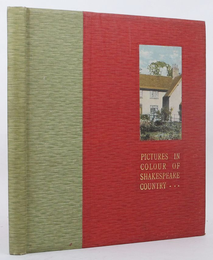 PICTURES IN COLOUR IN WARWICKSHIRE. F. L. Sabatini.