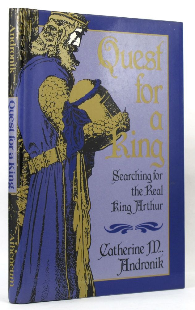 QUEST FOR A KING. Catherine M. Andronik.