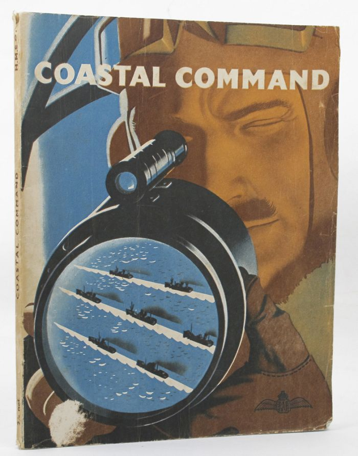 COASTAL COMMAND. Air Ministry Great Britain.