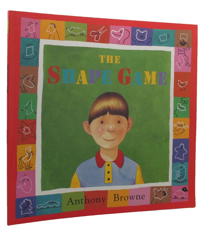 THE SHAPE GAME. Anthony Browne.