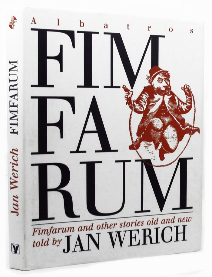 FIMFARUM and other stories old and new. Jan Werich.