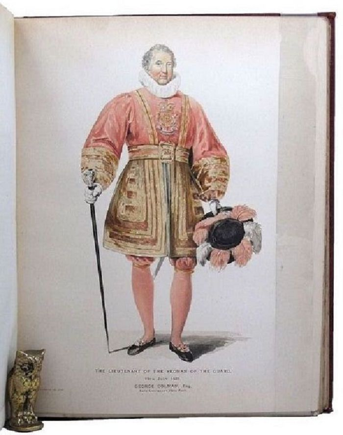 THE HISTORY OF THE KING'S BODY GUARD OF THE YEOMEN OF THE GUARD:. Body Guards, Colonel Sir Reginald Hennell.