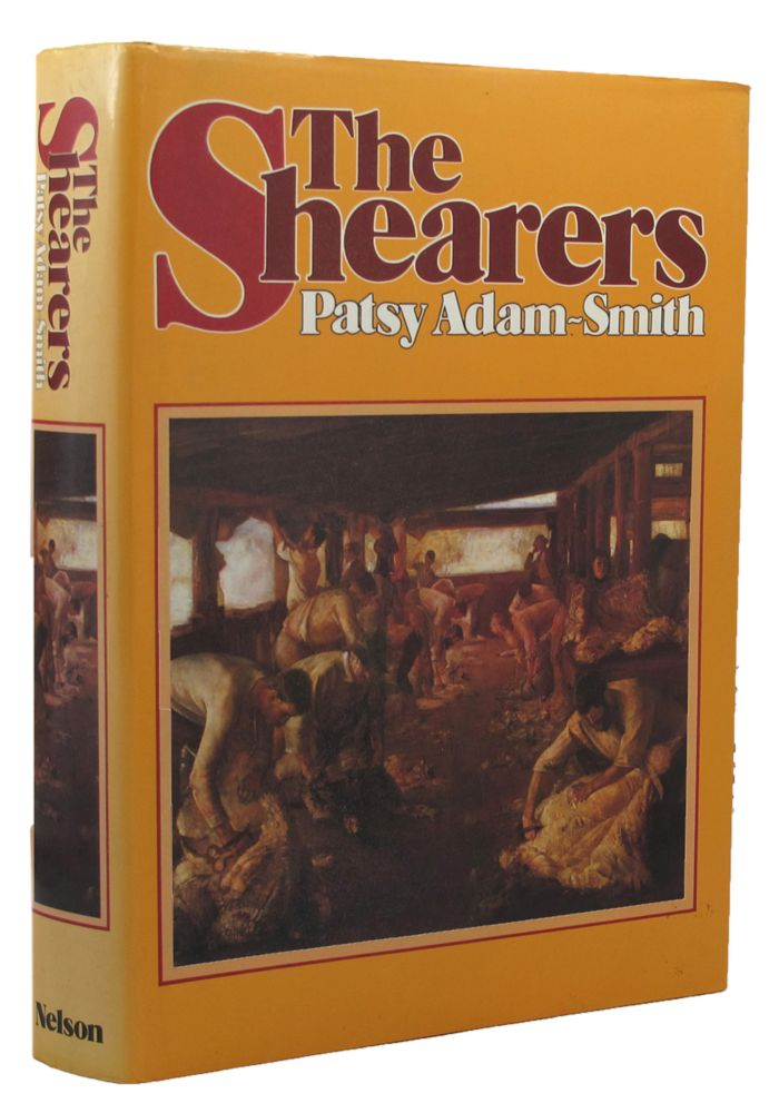 THE SHEARERS. Patsy Adam-Smith.