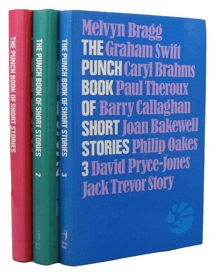 THE PUNCH BOOK OF SHORT STORIES. Punch, Alan Coren, Compiler.