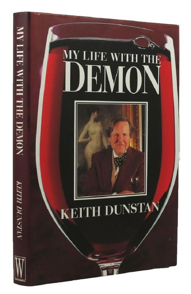 MY LIFE WITH THE DEMON. Keith Dunstan.