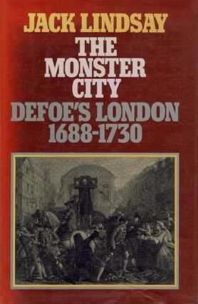 THE MONSTER CITY. Jack Lindsay