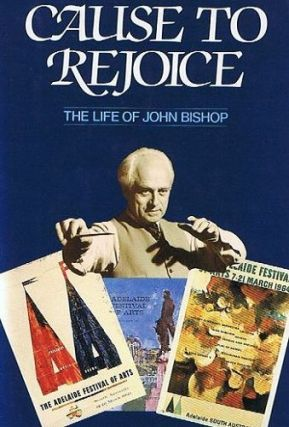 CAUSE TO REJOICE. John Bishop, Awdrey Hewlett.