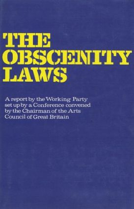 THE OBSCENITY LAWS. Obscenity Laws