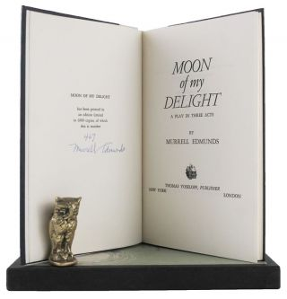 MOON OF MY DELIGHT. Murrell Edmunds