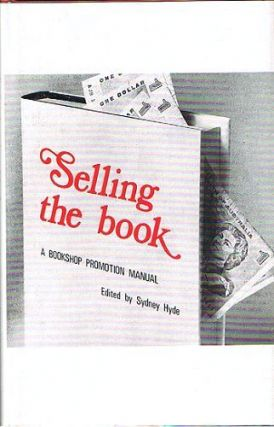 SELLING THE BOOK. Sydney Hyde