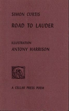 ROAD TO LAUDER. Simon Curtis