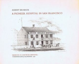KEEPSAKES: VIGNETTES IN CALIFORNIA MEDICINE. The Book Club of California, Publisher