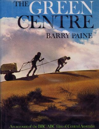 THE GREEN CENTRE. Barry Paine.