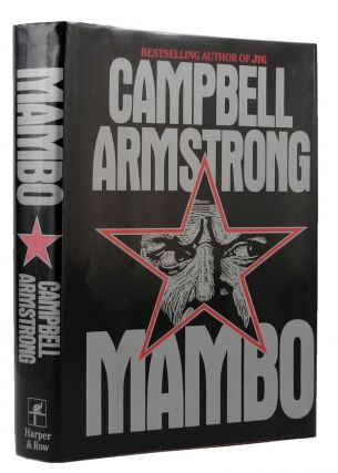 MAMBO. Campbell Armstrong, Campell Black, Pseudonym.