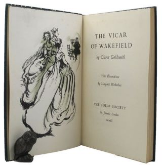 THE VICAR OF WAKEFIELD. Oliver Goldsmith