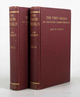 THE TWIN IDEALS. James W. Barrett