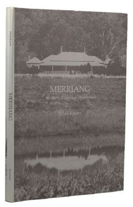 MERRIANG. Victoria Myrtleford, Hilde Knorr