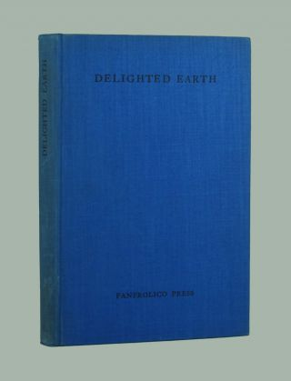 DELIGHTED EARTH. Robert Herrick