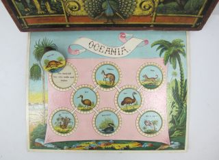 ZOOLOGICAL LOTTO.