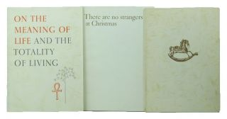 THREE CHRISTMAS KEEPSAKES. Charles Atterbery, David Kingham, L. W. Frohlich.