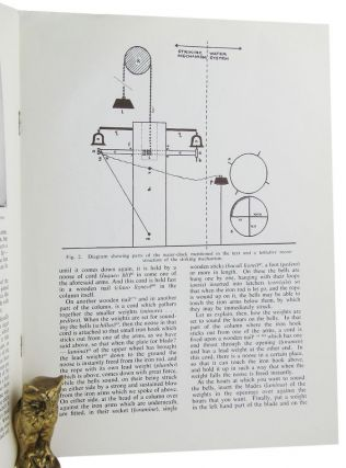 AN EARLY MEDIEVAL WATER-CLOCK. Francis Maddison, Bryan Scott, Alan Kent.
