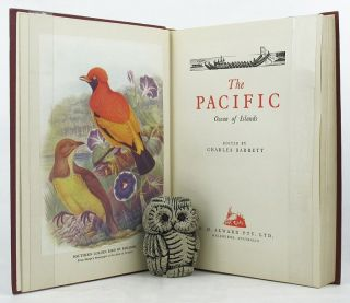 THE PACIFIC. Charles Barrett.