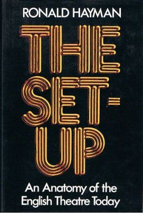 THE SET-UP. Ronald Hayman