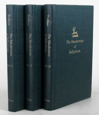 THE MACDERMOTS OF BALLYCLORAN. Anthony Trollope