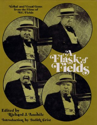 A FLASK OF FIELDS. W. C. Fields.