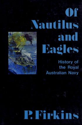 OF NAUTILUS AND EAGLES. Peter Firkins.