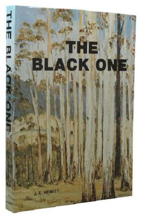 THE BLACK ONE. J. E. Hewitt